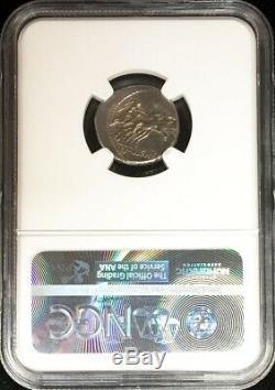110 /109 Bc Silver Roman Republic Ar Denarius C. Cl. Pulcher Coin Ngc Ch Xf