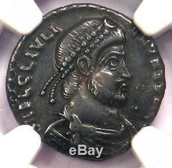 Ancient Roman Julian II AR Siliqua Rome Coin 360-363 AD Certified NGC XF