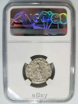 GORDIAN III Roman Empire Silver NGC AU Double Denarius Ancient Caesar Coin