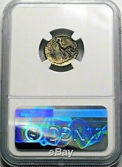 NGC Ch AU 3/5-45 D. Silanus Stunning Denarius. Roman Republic Silver Coin