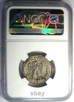 Roman Antioch Philip I BI Tetradrachm Coin 244-249 AD Certified NGC MS (UNC)