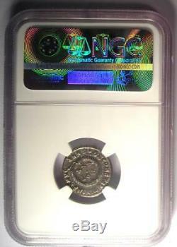 Roman Constantine I AE3 BI Nummus Coin (307-337 AD) NGC MS (UNC Star)