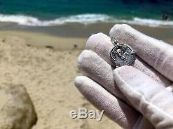 Roman Empire Titus 90bc Pegasus Ancient Pendant Pirate Gold Coins Jewelry