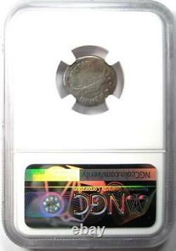 Roman Marc Antony AR Denarius Silver Galley Coin 30 BC Certified NGC Fine