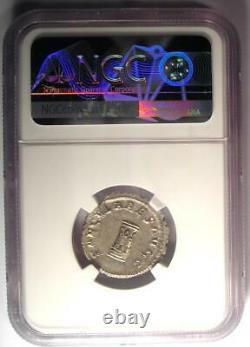 Roman Philip I AR Double Denarius Coin 244-249 AD Certified NGC Choice AU