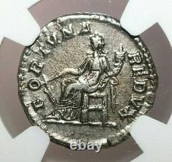 Septimius Severus XF ROMAN COINS, AD 193-211. AR Denarius. MAX/015