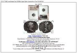 TITUS 79AD Jewish Roman War JUDAEA Capta Captive Ancient Silver Coin NGC i68126