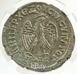 244- 249. Argent Empire Romain Bi Tetradrachm Philippe I Coin Ngc Mint Etat 5/5