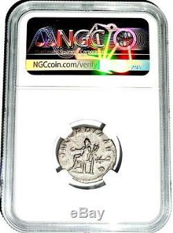 Ancien Empereur Romain Volusien Antoninianus Argent Monnaie Ngc Certifié Fin, Histoire