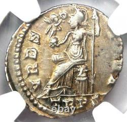 Ancient East Roman Valens Ar Siliqua Coin 364-378 Ad Certifié Ngc Choice Xf