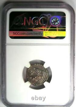 Ancient Roman Augustus Ar Denarius Coin 27 Av. J.-c. 14 Ad Certifié Ngc Xf (ef)