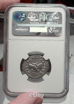 Balbinus 238ad Rome Argent Antoninianus Authentique Monnaie Romaine Ngc Xf Rare I58866