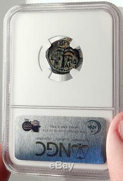 Britannicus Nero Antonius Felix Jérusalem Claudius Romaine Antique Monnaie Ngc I69609
