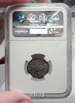 Gordian I Africanus 238ad Certifié Par Le Ngc Ch Au Monnaie Romaine En Argent Antique I58298