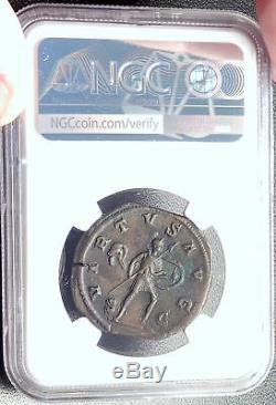 Gordien III 238ad Rome Sestertius Authentique Monnaie Romaine Antique Virtvs Ngc I68717