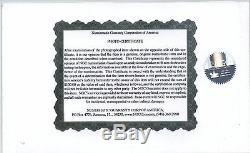 Nero Claudius Drusus 41ad Pièce De Monnaie Romaine En Argent Xf Certifiée Ngc Extrêmement Rare