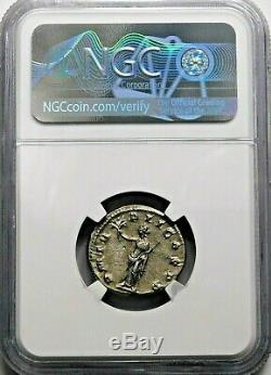 Ngc Ch Xf. Gordien Iii. Double-denier Superbe. Rome Antique Pièce D'argent