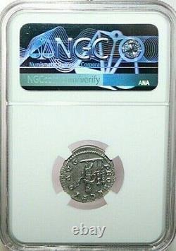 Ngc Ch Xf Roman Coins Caracalla, Ad 198-217. L'ar Denarius. Max/025