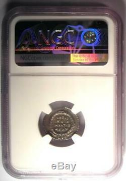 Roman Ar Constantius II Siliqua Coin 337-361 Ad Certifié Ngc Au