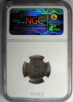 Roman L.c. Piso Frugi Ar Denarius Apollo Silver Coin 90 Bc Certifié Ngc Au