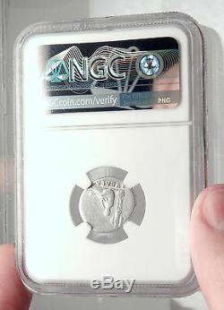 Vespasien Véritable Victoire Sur La Guerre Juive Romaine Romaine Judaea Capta Coin Ngc I72927